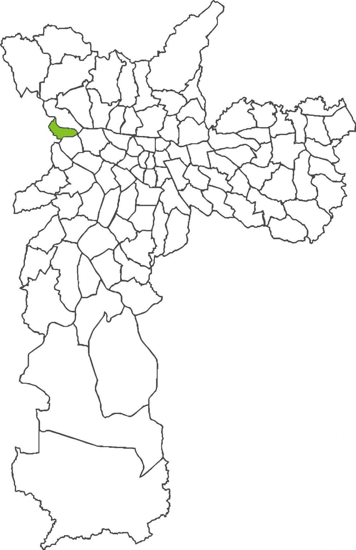 Harta Jaguara district