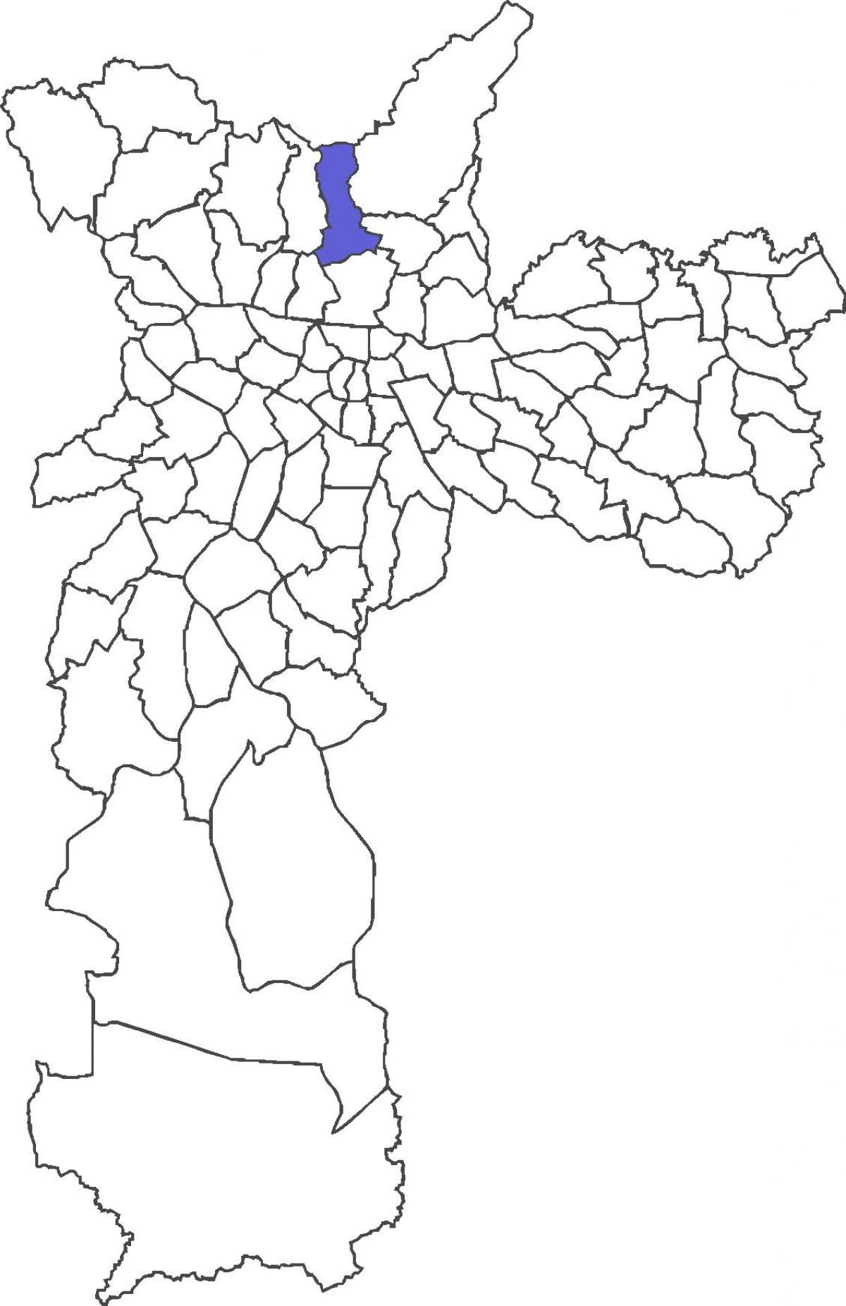 Harta Mandaqui district