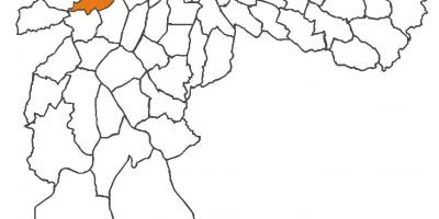 Harta Butantã district