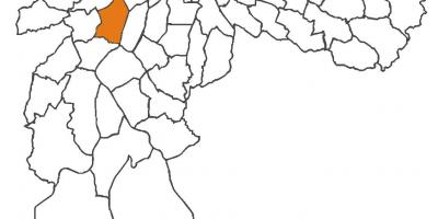 Harta Morumbi district